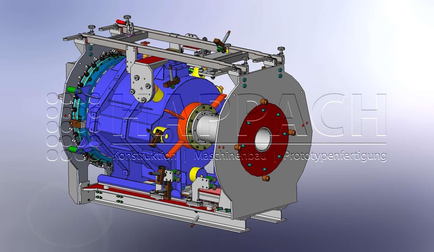 Schweißvorr. AK CAD-W