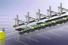Abstapelvorr. für Trapezdach-CAD-W