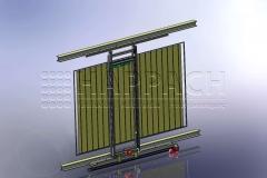 Gitterreinigungsstation CAD-W