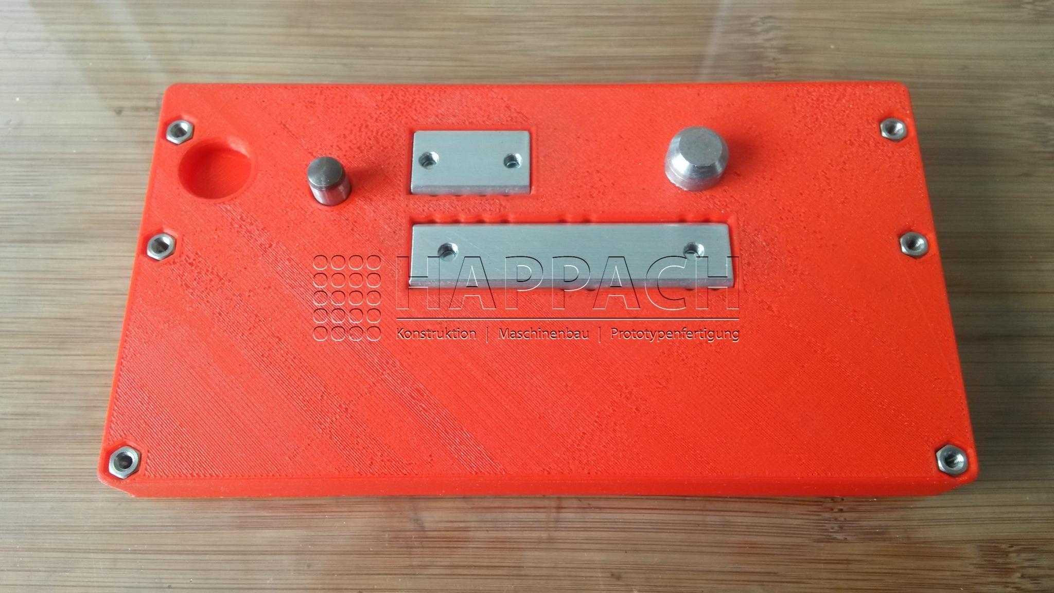 Vorrichtung für LED-W