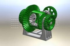 Differenzialgetriebe-CAD-W