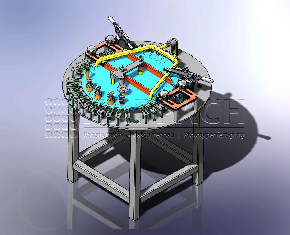 SV Deckel CAD-W