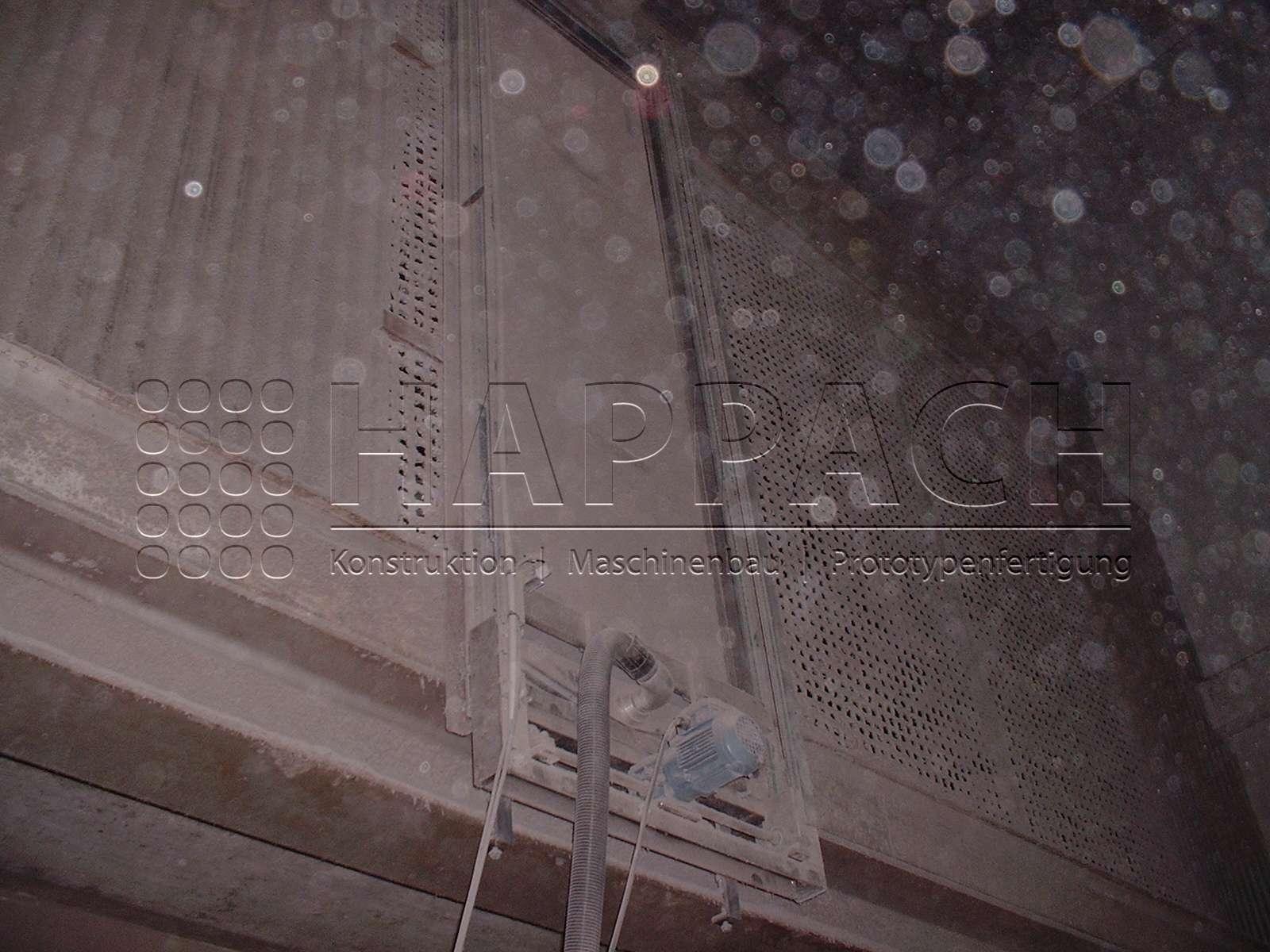 Gitterreinigungsstation-W
